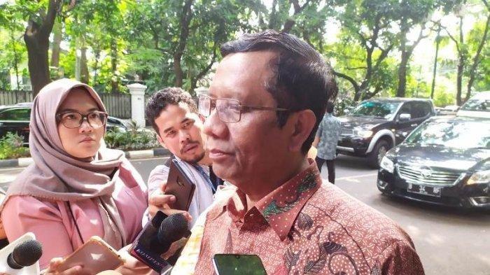 Pernyataan Bambang Widjojanto Soal 'Mahkamah Kalkulator', Mahfud MD: Tidak Usah Disikapi Berlebihan