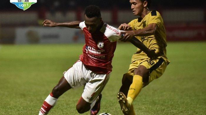 Peringkat Klasemen Liga 1 usai Bhayangkara FC Menang Lawan Persipura. Persib Dalam Tekanan