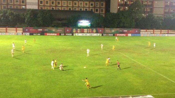 Ditahan Imbang Bhayangkara FC, Bek PSM Makassar Merasa Selalu Dirugikan Wasit