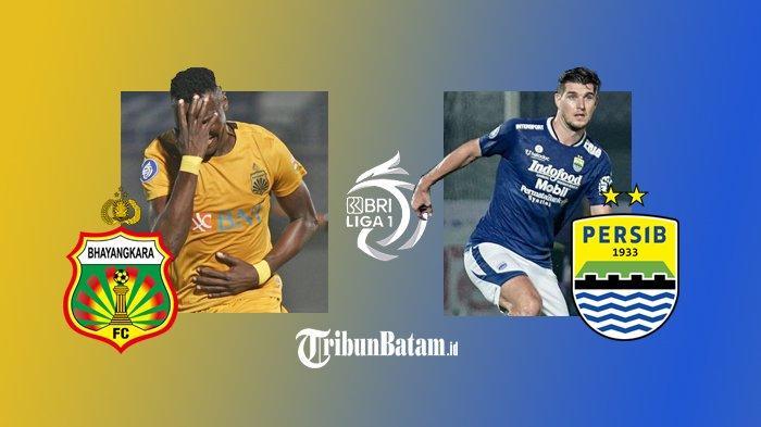 Bhayangkara FC vs Persib Kick Off 20.45 WIB, Nick Kuipers Siap Cegah King Eze Cetak Gol