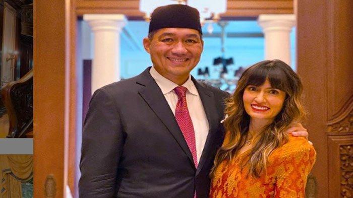 Profil Bianca Adinegoro, Istri Menteri Perdagangan M Lutfi, Mantan Model dan Pemain Film