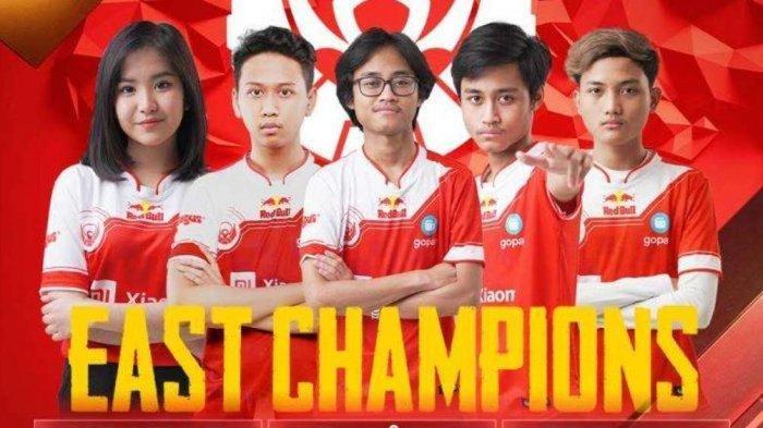 Sabet Rp 2,2 Miliar, Bigetron RA Juara PUBG Mobile World League (PMWL) Season Zero Wilayah Timur