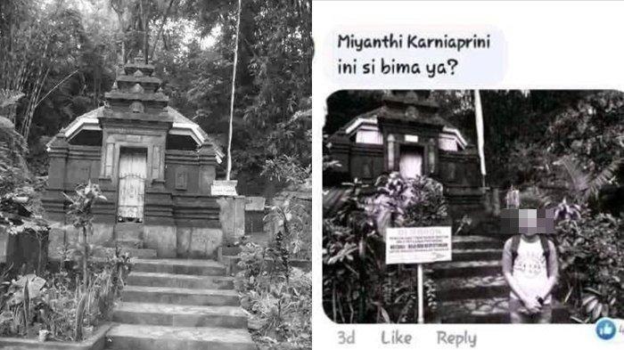 Beredar di TwitterFoto Bima Tokoh KKN di Desa Penari, Terungkap Fakta Sebenarnya, Ada yang Janggal!