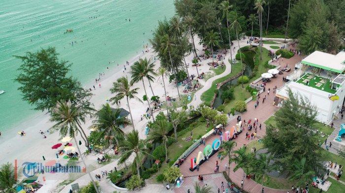 WISATA BINTAN - Sensasi Rumah Imaji dan Spot Love Lock di Bintan Resorts Cakrawala
