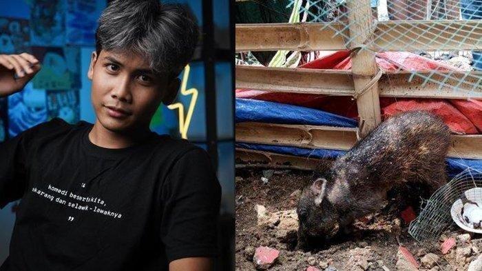 Komika Bintang Emon Tanggapi Peristiwa Babi Ngepet di Depok, Wajah Tak Diperlihatkan: Tabayun
