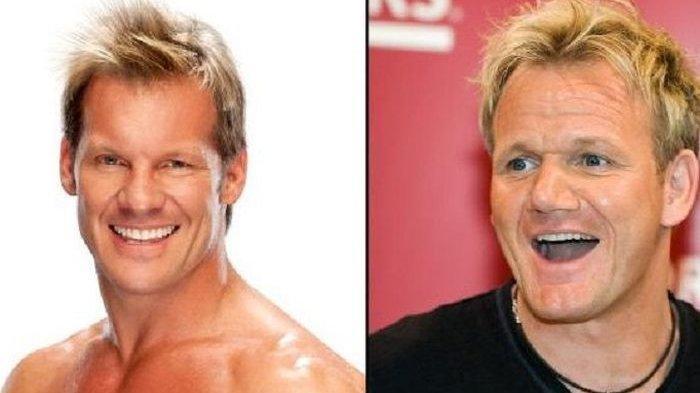 9 Pengulat WWE dan Selebritis Ini Terlihat seperti Anak Kembar, Ini Foto-fotonya