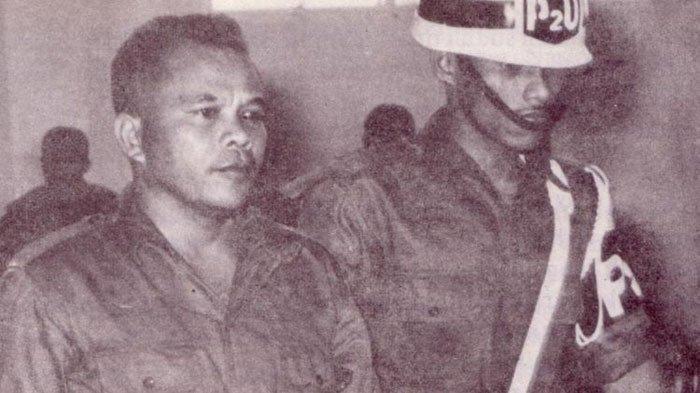 Letkol Untung Komandan Pasukan Cakrabirawa, Pimpin Gerakan G30S/PKI, Mantan Anak Buah Soeharto