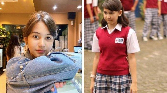 Gaya Pakaian Dikritik, Sandrinna Michelle Pemain Dari Jendela SMP Protes: Kita Punya Budaya Sendiri