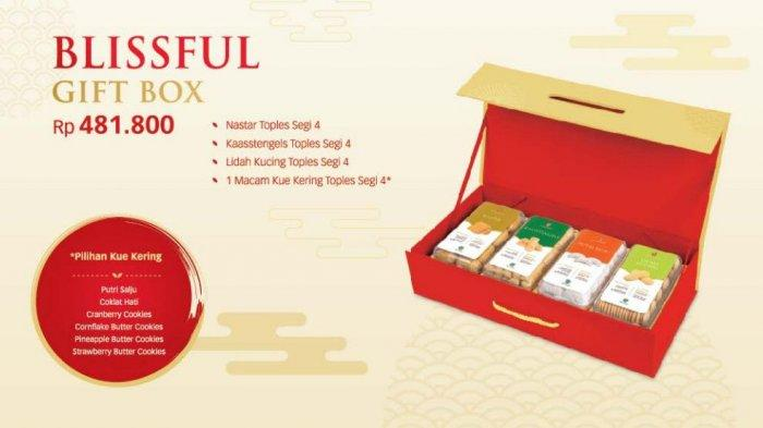 5 Recommended of Gift Boxes from Holland Bakery to Celebrate Chinese New Year, Here's the Details
