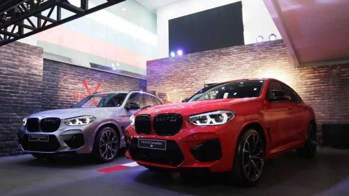 BMW X3M Competition dan X4M Competition yang resmi meluncur di pasar Indonesia.