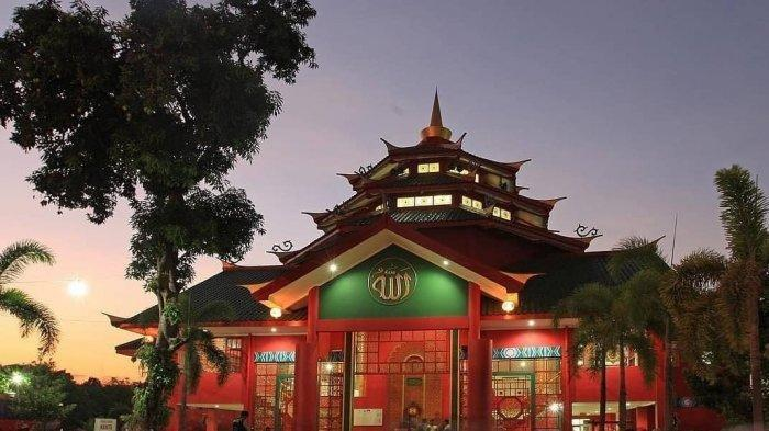 Miliki Gaya Khas Bangunan Tiongkok, Begini Keindahan Masjid Muhammad Cheng Hoo Batam