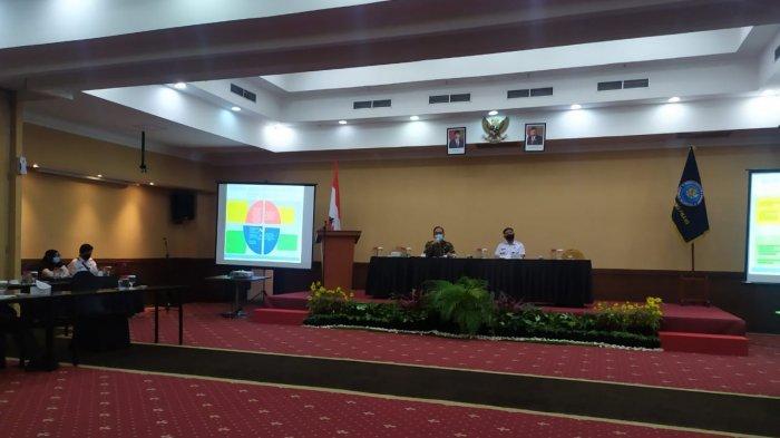 BNN Rapat dengan Bakesbangpol Tanjungpinang, Petakan Instansi Rawan Narkoba