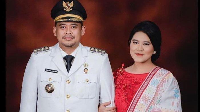 Kian Mesra, Ini Panggilan Bobby Nasution ke Kahiyang Pasca Dilantik Jadi Walikota Medan
