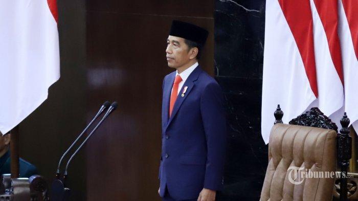 LIVE Streaming TV Online Pengumuman Menteri Kabinet Jokowi Jilid II Selasa (22/10) Pagi Ini