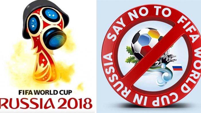 6 Negara Pertimbangkan Boikot Piala Dunia 2018 Rusia. Beranikah? Ronaldo pun Bisa Nganggur