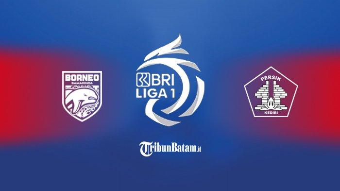 Siaran Langsung Persik Kediri vs Borneo FC Liga 1 2021, Kick Off 18.15 WIB via TV Online