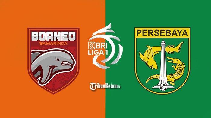 Susunan Pemain Borneo FC vs Persebaya Liga 1 2021, Boaz Gagal Debut, Bajul Ijo Tanpa Pemain Asing
