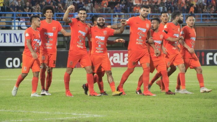 Hasil Akhir Borneo FC vs PSS Sleman di Piala Indonesia, Pesut Etam Menang Tipis 1-0 atas Elang Jawa