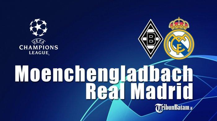 Moenchengladbach Vs Real Madrid Live Sctv 03 00 Wib Toni Kroos Laga Ini Ibarat Final Bagi Kami Tribun Batam