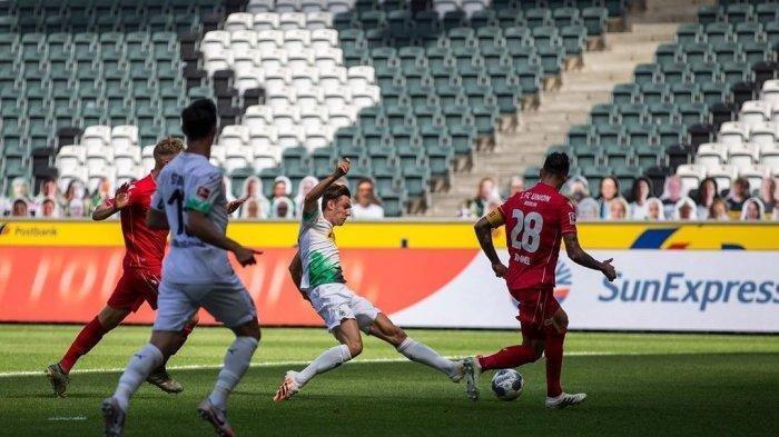 Hasil Bundesliga, Bantai Union Berlin 4-1, Monchengladbach Geser Leverkusen di Peringkat 3 Klasemen