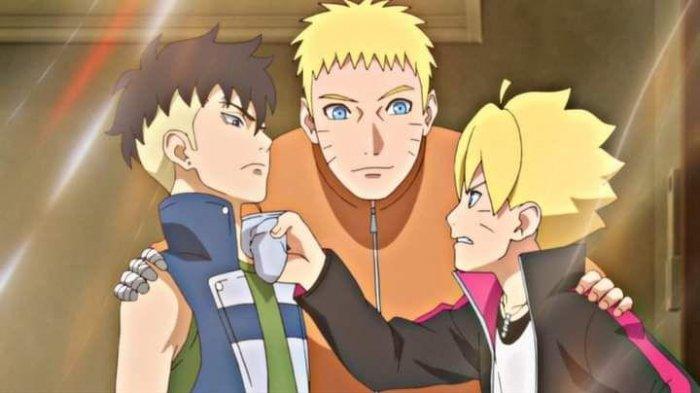 Link Nonton Boruto 196 Sub Indo Tayang Besok, Naruto vs Boruto Terjadi, Kawaki dan Karma