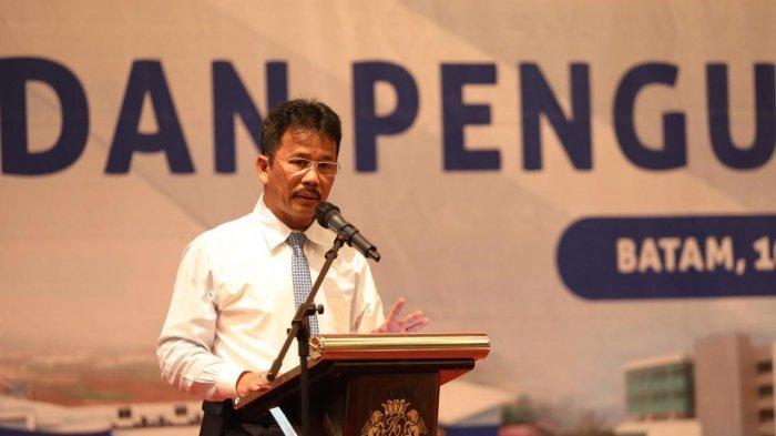 Kepala BP Batam Padukan Perencanaan BP Batam dengan Pemerintah Daerah