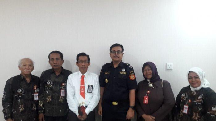 Sirahturahmi ke BC Batam, BPAN Bahas Masalah Penyelundupan di Batam, Juga Singgung Kasus Trafficking