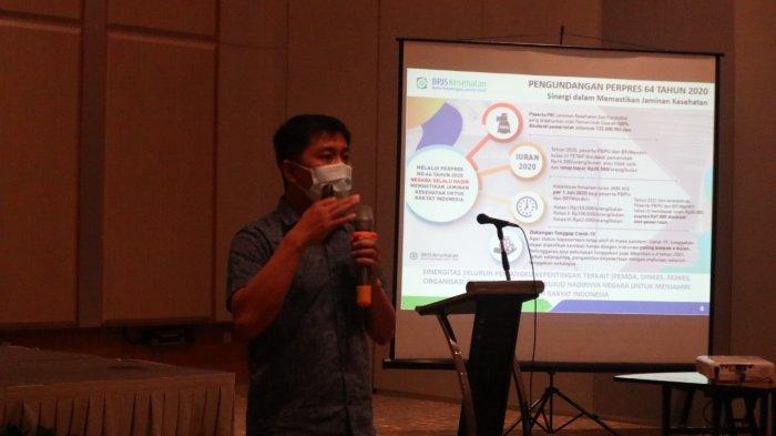 Laksanakan Monitoring dan Evaluasi,  BPJS Kesehatan Sampaikan Kinerja Faskes di Karimun