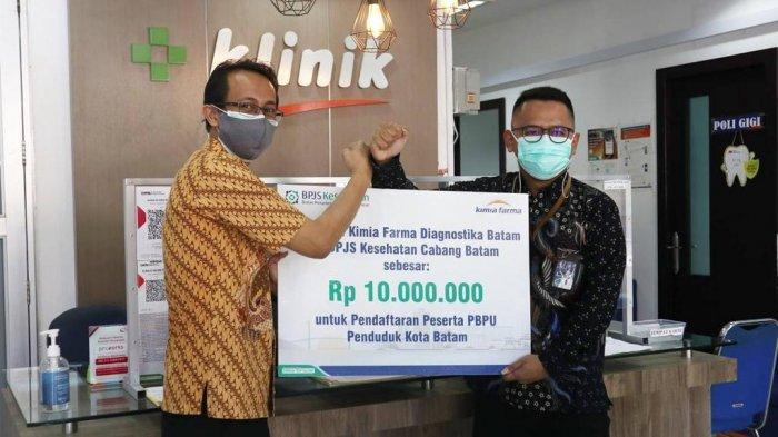 Kimia Farma Dukung JKN-KIS Lewat Program Donasi