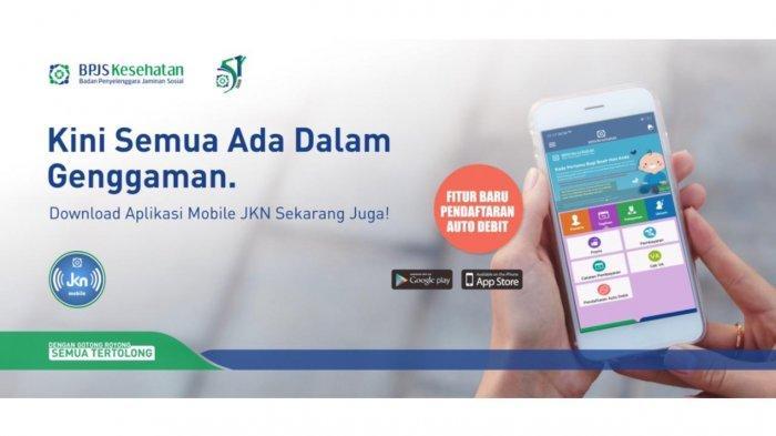 Ayo Daftar Antrean Fasilitas Kesehatan Lewat Aplikasi Mobile JKN