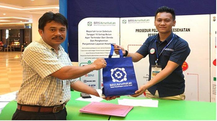 BPJS Kesehatan Hadir di Batam Trade Expo 2018