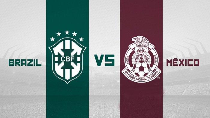 Jadwal Piala Dunia 2018 di Trans TV Malam Hari Ini. Brazil vs Meksiko Pukul 21.00 WIB