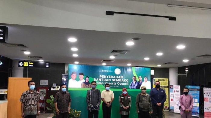 Berkah Ramadhan, Bintan Resort Council Beri Paket Sembako ke Tujuh Desa di Bintan Utara