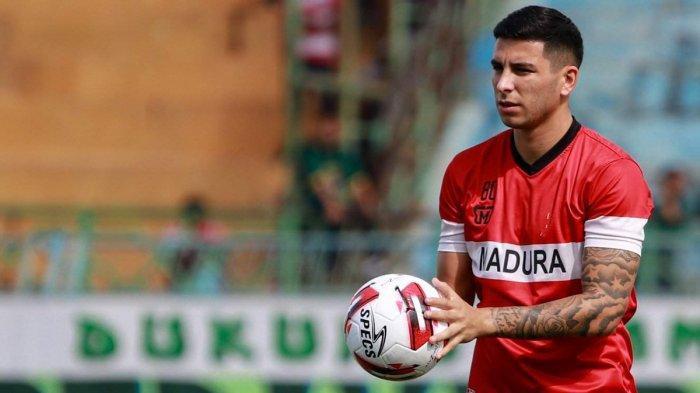 Transfer Liga 1 2020 - Lepas Nakamura dan Mecinovic, Persela Datangkan Brian Ferreira dan Marquinhos