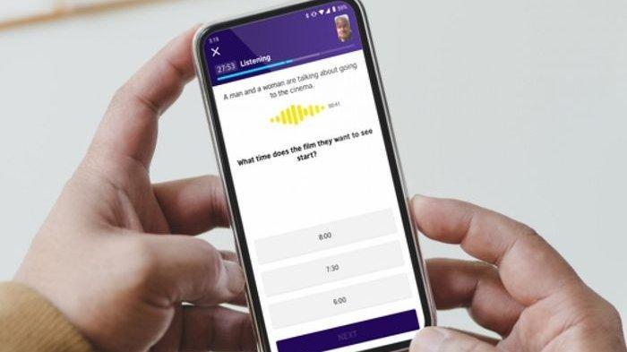 Asah Kemampuan Bahasa Inggrismu dengan EnglishScore, Bisa Via Ponsel