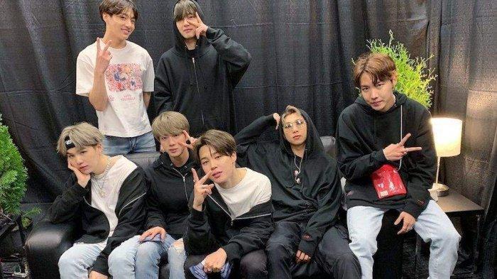 Begini Bentuk Wajah Para Member BTS 15 Tahun ke Depan Menurut Jungkook BTS, Bikin ARMY Ngakak