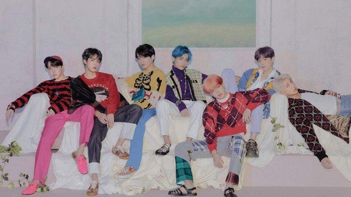 Member BTS Ini Berhasil Duduki Posisi 3 Besar Pemeringkatan Reputasi Merek bulan April, Siapa Saja?