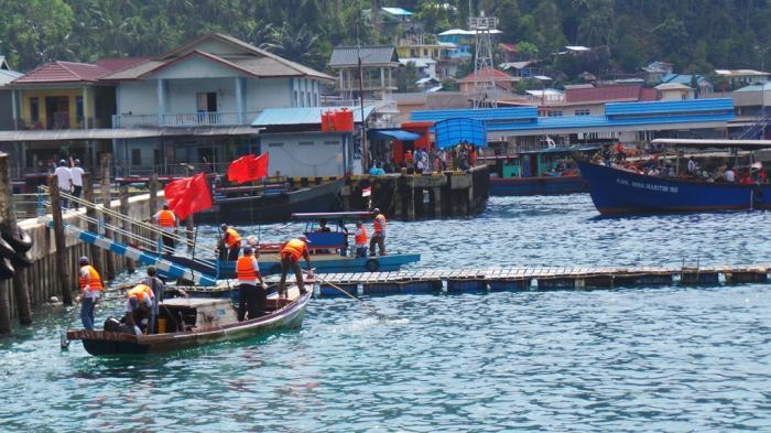 Heboh! Kelola Sampah Rumah Tangga, Pemkab Anambas Studi Banding ke Bali!