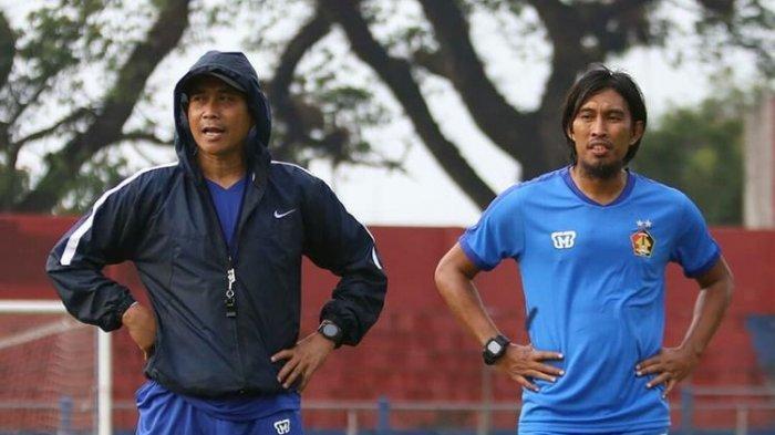 LIGA 1 2020 - Persik Kediri Tunjuk Eks Pelatih PS Batam Budi Sudarsono Sebagai Pelatih