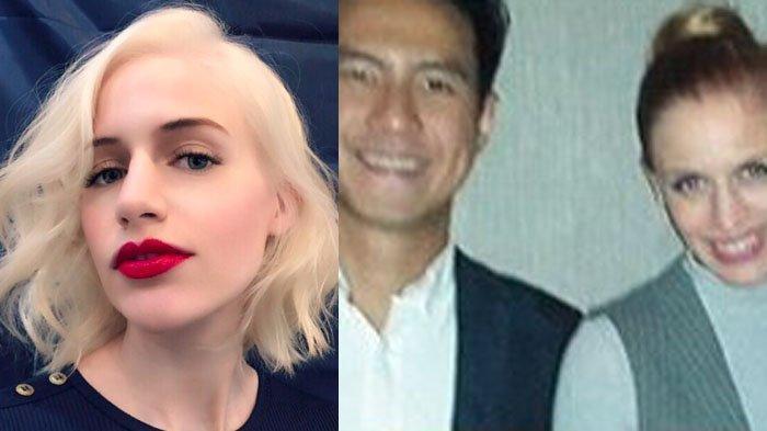 Jarang Terlihat di Media Sosial, Ini Sosok Istri VJ Daniel Mananta, Bule Cantik Viola Maria