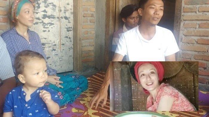 Bule Cantik Rela Jadi Wong Ndeso dan Tinggalkan Kemewahaan Hidupnya Usai Nikah Dengan Pria Indonesia
