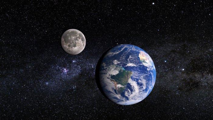 Jarak Bumi dengan Bulan Semakin Jauh, Diperkirakan Satu Hari Bisa Lebih dari 24 Jam