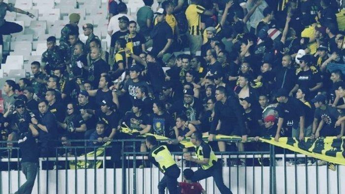 Virus Corona Masuk Indonesia, Liga Indonesia Terancam Tanpa Penonton, Begini Pernyataan Ketua PSSI