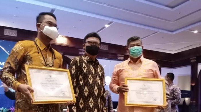 Bupati Anambas ke Jakarta, Terima Penghargaan dari KASN, Dinilai Patuh saat Penerimaan CPNS