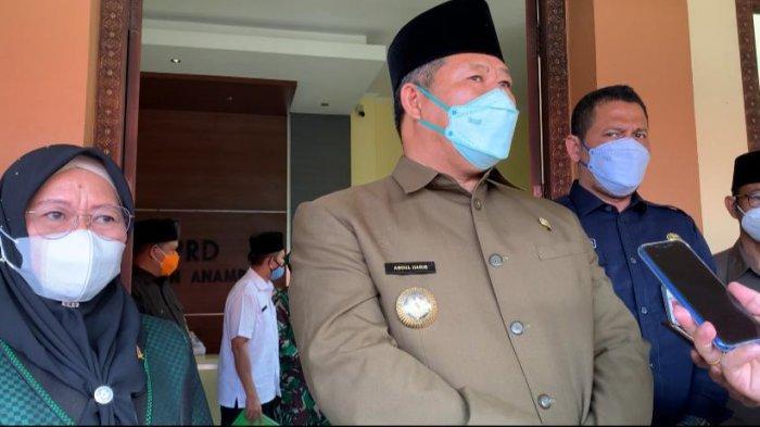 Bupati Anambas Abdul Haris Positif Covid-19, Dirujuk ke Batam Pakai Ferry Dini Hari