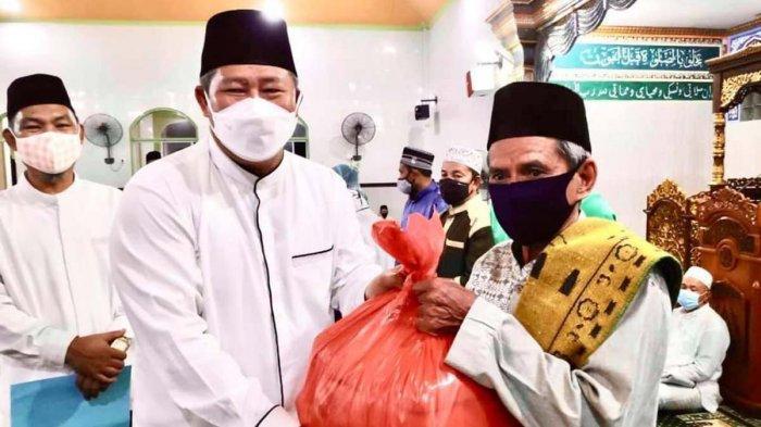 Safari Ramadhan Bupati Anambas, Abdul Haris Apresiasi Baznas Kepulauan Anambas