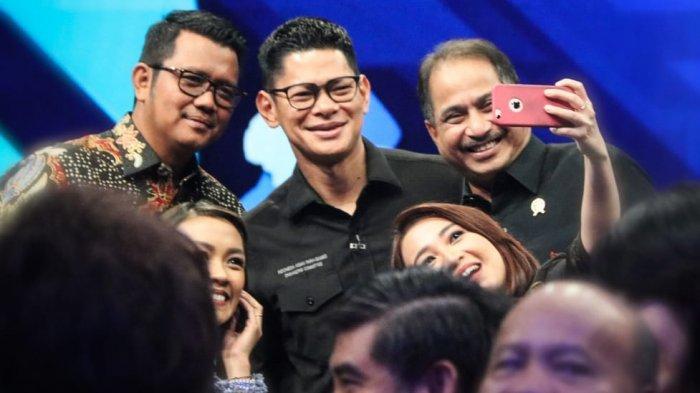 Tampil Bersama Menteri Pariwisata di Acara TV Nasional, Bupati Apri Sujadi Promosikan Wisata Bintan