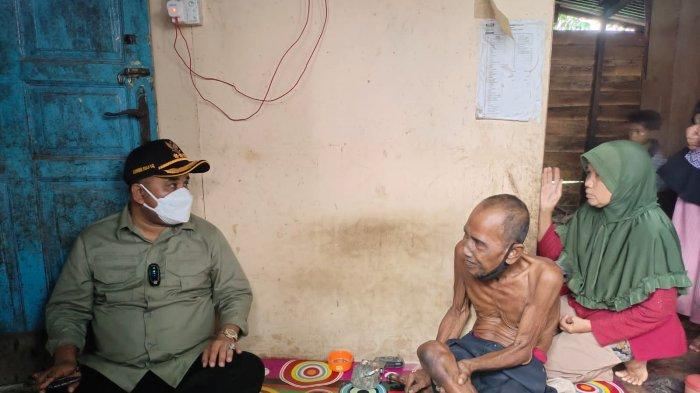 Pasutri Lansia di Karimun Hidup Terbatas, Bupati Aunur Rafiq Beri Perhatian