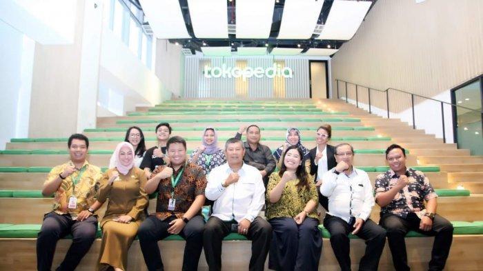 Tokopedia & Bukalapak Diajak Promosikan UMKM Unggulan Dari Anambas