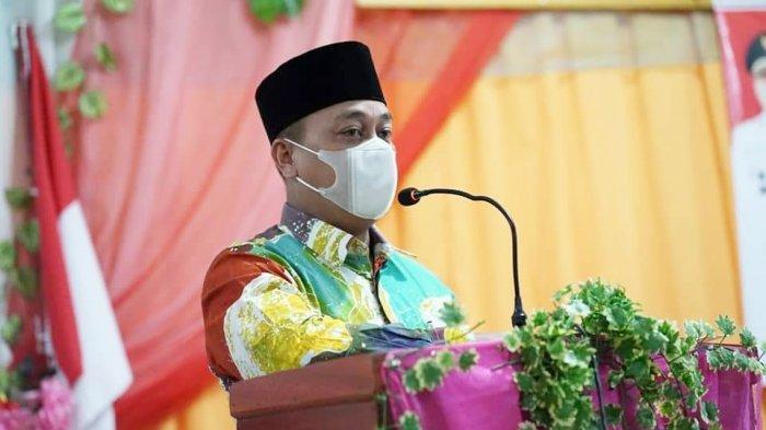 Rakor Bakesbangpol, Bupati Lingga Muhammad Nizar Minta Jalin Persaudaraan